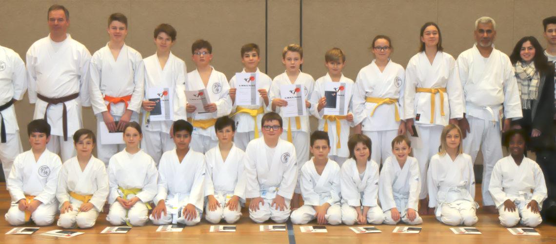 Karate-Pruefung Q42017