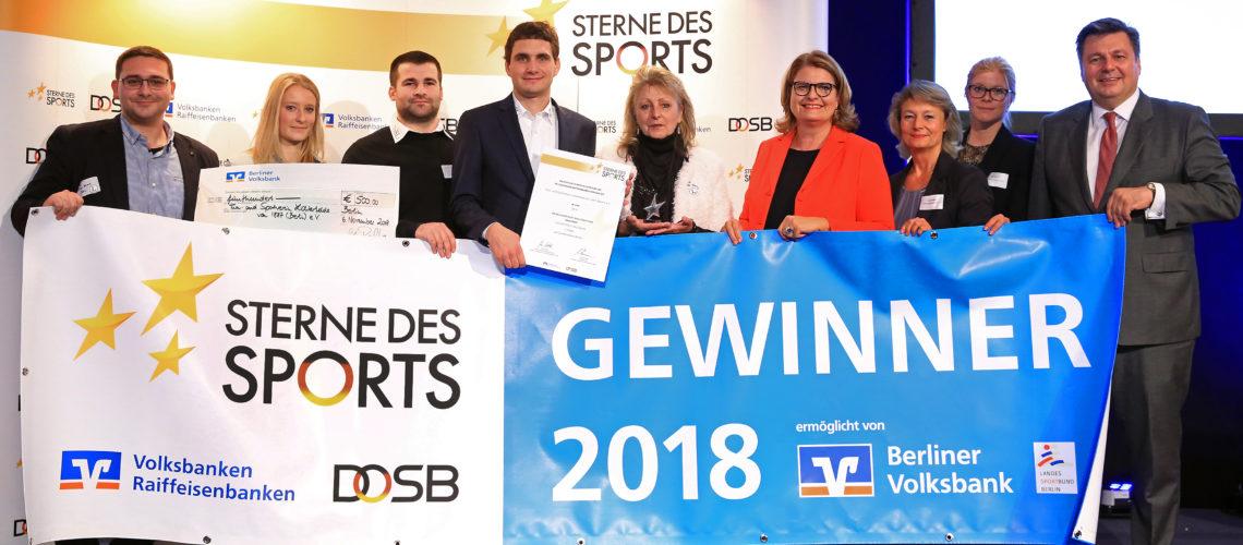 2. Foerderpreis: Sportverein Lichterfelde